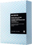 Mizon Enjoy Vital Up Time Nourishing Mask маска для лица тканевая питательная