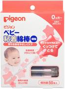 Pigeon ватные палочки с липкой поверхностью 0+