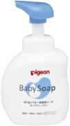 Pigeon Baby Soap мыло-пенка для младенцев