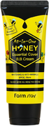 Farmstay All-In-One Honey Essential Cover B.B Cream BB крем для лица с экстрактом меда