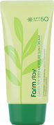 Farmstay Green Tea Seed Moisture Sun Cream SPF50+/PA+++ солнцезащитный увлажняющий крем с семенами зеленого чая