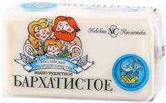 Невская Косметика Бархатистое мыло туалетное