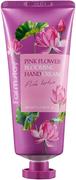 Farmstay Pink Flower Blooming Hand Cream Pink Lotus крем для рук с экстрактом розового лотоса