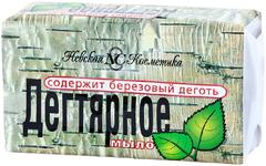 Невская Косметика Дегтярное мыло туалетное