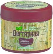 Невская Косметика Дегтярная маска для всех типов волос