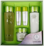 3W Clinic Aloe Full Water Activating Skin Care 3 Set набор для лица (крем + тоники + эмульсии)
