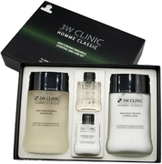 3W Clinic Homme Classic мужской набор для лица (эссенции + эмульсии)