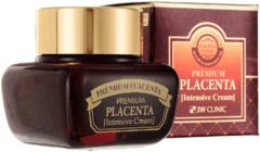 3W Clinic Premium Placenta Intensive Cream крем для лица антивозрастной с экстрактом плаценты