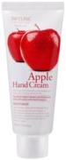 3W Clinic Apple Hand Cream крем для рук увлажняющий с экстрактом яблока и маслом ши
