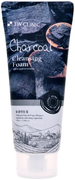 3W Clinic Charcoal Cleansing Foam пенка для умывания с древесным углем