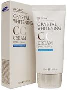 3W Clinic Crystal Whitening CC Cream CC крем осветляющий для лица