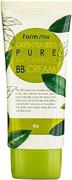Farmstay Green Tea Seed Pure Anti-Wrinkle BB Cream BB крем для лица с экстрактом семян зеленого чая