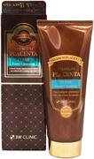 3W Clinic Premium Placenta Clear Cleansing Foam пенка для умывания омолаживающая с протеинами плаценты