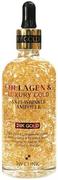3W Clinic Collagen & Luxury Gold Anti-Wrinkle Ampoule сыворотка антивозрастная для лица с коллагеном и золотом