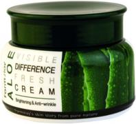 Farmstay Aloe Visible Difference Fresh Cream крем освежающий с экстрактом алоэ
