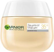 Garnier Skin Naturals Защита от Морщин крем для лица дневной уход 35+