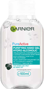 Garnier Pure Active очищающий гель-санитайзер для рук