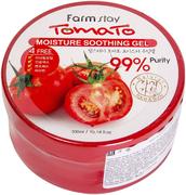 Farmstay Tomato Moisture Soothing Gel 99% гель успокаивающий с экстрактом томата