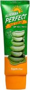 Farmstay Aloe Vera Perfect Sun Cream SPF50+/PA+++ солнцезащитный крем для лица и тела