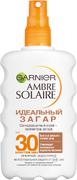 Garnier Ambre Solaire Идеальный Загар SPF солнцезащитный спрей - проявитель загара