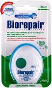 Biorepair Filo Interdentale Cerato Waxed Dental Floss зубная нить вощеная скользящая