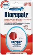 Biorepair Filo Interdentale Ultrapiatto Flat Dental Floss зубная нить невощеная ультра-плоская