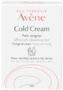 Avene Cold Cream мыло сверхпитательное с колд-кремом