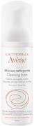 Avene Mousse Nettoyante пенка очищающая для лица и области вокруг глаз