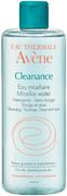 Avene Cleanance Micellar Water мицеллярная вода для проблемной кожи лица