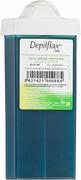 Depilflax 100 Blue Fac теплый воск для депиляции с узким роликом азуленовый