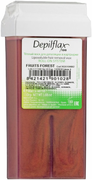 Depilflax 100 Fruits Forest теплый воск для депиляции в картридже лесные ягоды