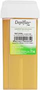 Depilflax 100 Natural теплый воск для депиляции в картридже натуральный