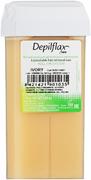 Depilflax 100 Ivory теплый воск для депиляции в картридже слоновая кость