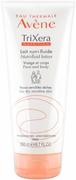 Avene Trixera Nutrition Nutri-Fluide Lotion молочко для лица и тела легкое питательное