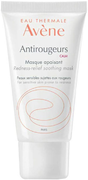 Avene Antirougeurs Calm маска для лица успокаивающая от покраснений кожи и купероза
