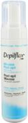 Depilflax 100 Post Epil Mousse мусс после депиляции с приостановлением роста волос