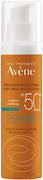 Avene Cleanance Solaire SPF50+ флюид солнцезащитный для проблемной кожи лица