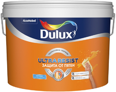 Dulux Ultra Resist ультрастойкое покрытие защита от пятен