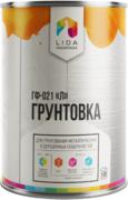 Лакокраска Lida ГФ-021 Л грунтовка