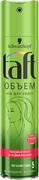 Тафт Объем лак для волос мегафиксация