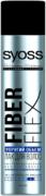 Syoss Professional Perfomance Fiber Flex Упругий Объем лак для волос экстрасильной фиксации