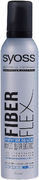 Syoss Professional Performance Fiber Flex Упругий Объем мусс для волос экстрасильной фиксации