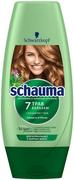 Шаума 7 Трав Свежесть и Объем бальзам для нормальных и жирных волос
