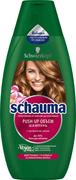 Шаума Push Up Объем с Экстрактом Лилии шампунь для тонких, тусклых и ослабленных волос