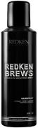 Redken Brews Hairspray спрей фиксирующий для мужского стайлинга
