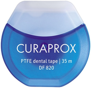 Curaprox PTFE Dental Tape нить межзубная тефлоновая с хлоргексидином