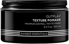 Redken Brews Texture Pomade помада для укладки текстурирующая мужская