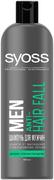 Syoss Men Anti-Hair Fall мужской шампунь для волос, склонных к выпадению
