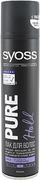 Syoss Professional Performance Pure Hold лак для волос сильной фиксации