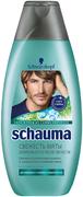 Шаума Свежесть Мяты шампунь для нормальных и склонных к жирности волос мужской
